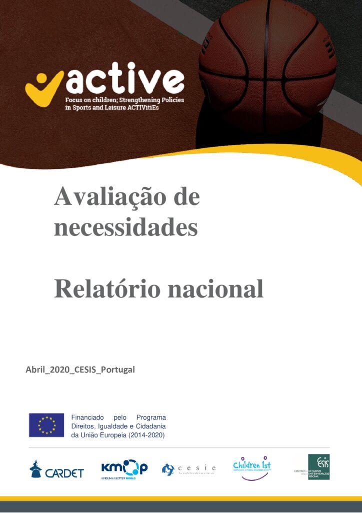 thumbnail of D2.25_ACTIVE_PT_national report _ PT Final